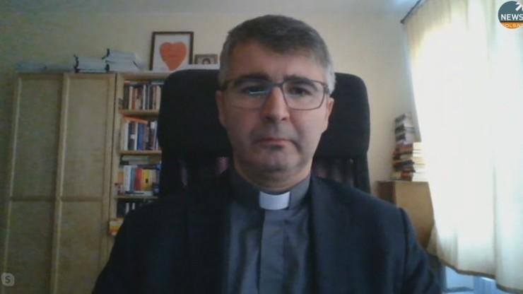 Ksiądz dr Prusak: niepotrzebne wychodzenie z domu to grzech