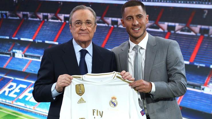 Wypełnić lukę po Ronaldo. Czy Hazard sprosta wielkim oczekiwaniom?