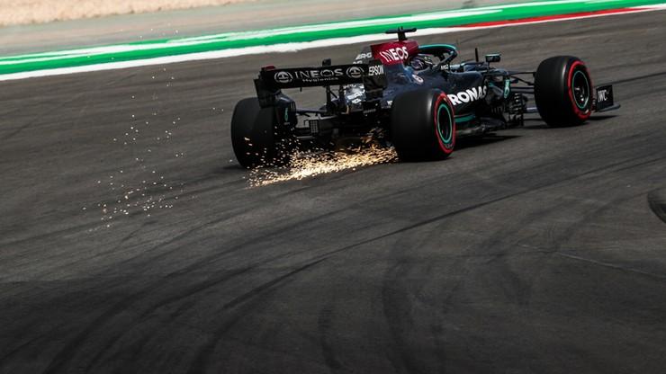 GP Portugalii: Lewis Hamilton odniósł 97. zwycięstwo w karierze