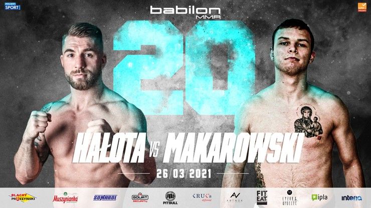"""Babilon MMA 20. Sylwester Kołecki: """"Wolałbym uniknąć walki z Szymonem, ale kto wie..."""""""