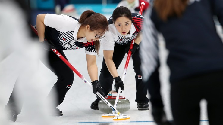 Pjongczang 2018: Koreanki rozbiły Olimpijki z Rosji i są liderkami