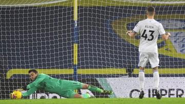 """Premier League: Klich pokonał Fabiańskiego z rzutu karnego. Beniaminek jednak uległ """"Młotom"""""""
