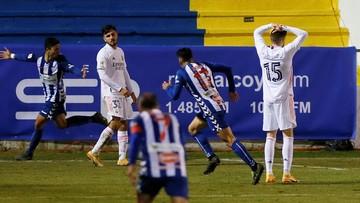 Sensacja w Pucharze Króla! Real Madryt wyeliminowany przez trzecioligowca