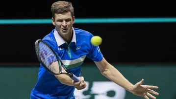 ATP w Miami: Shapovalov rywalem Hurkacza w trzeciej rundzie