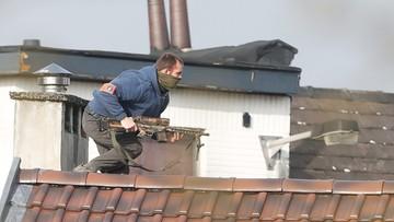 Bruksela: czterech policjantów rannych w strzelaninie. Nie żyje podejrzany dżihadysta