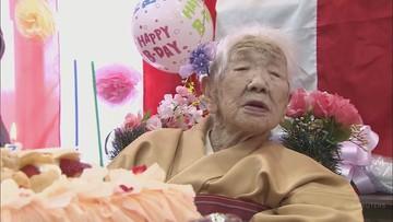 Najstarsza osoba na świecie ma 117 lat. Pobiła swój własny rekord