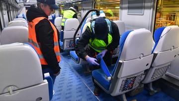 Więźniowie będą sprzątać pociągi PKP