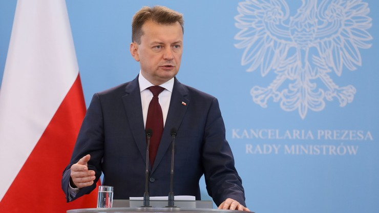 Sejm zajmie się wnioskiem o wotum nieufności wobec szefa MSWiA