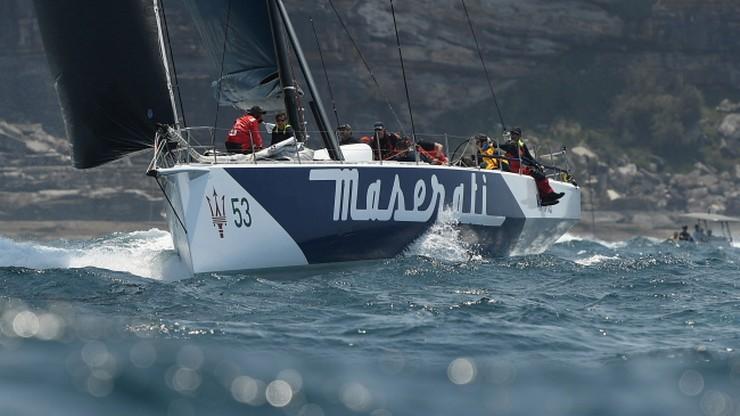 Regaty Sydney-Hobart: Polski jacht na 12. miejscu