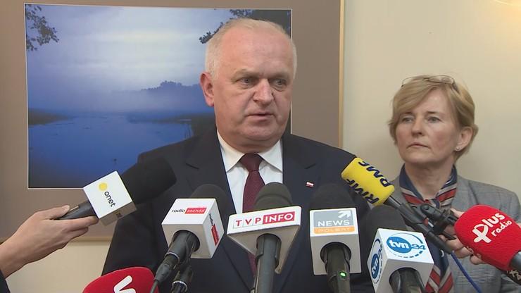 Wojewoda: nie ma żadnego nowego przypadku koronawirusa w Lubuskiem