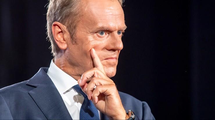 Donald Tusk o wyborach prezydenckich: nie zamierzam kandydować