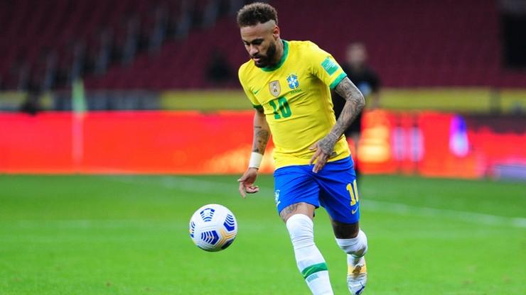 El. MŚ 2022: Piąte zwycięstwo Brazylii po golach Richarlisona i Neymara