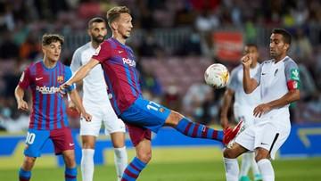 La Liga: Barcelona uratowała remis z Granadą