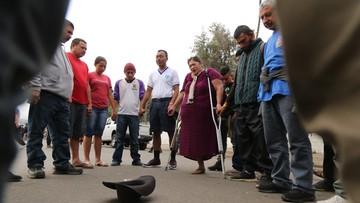 Impas między Meksykiem i USA w sprawie migrantów