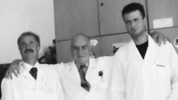 Chirurg i transplantolog zmarł na COVID-19