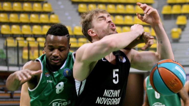 Liga VTB koszykarzy: Zastal przegrał po dogrywce