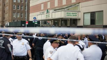 """""""Strzelanina nie była aktem terrorystycznym"""" - burmistrz Nowego Jorku"""