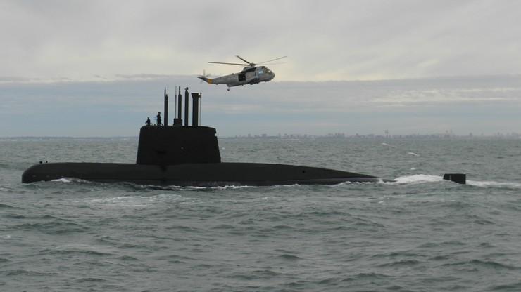 Odebrano sygnały prawdopodobnie z zaginionego okrętu podwodnego