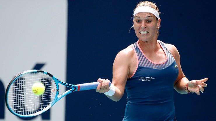 Była tenisistka zaszczepiona na COVID-19 poza kolejnością
