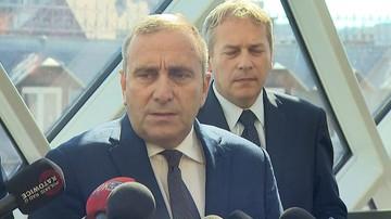 """Schetyna przestrzega Gersdorf przed premierem. """"Ws. praworządności może obiecać cokolwiek"""""""