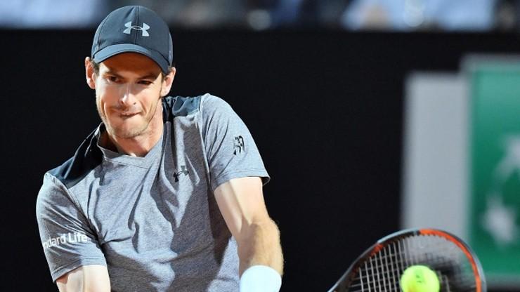 Ranking ATP: W czołówce bez zmian, Murray wciąż na czele