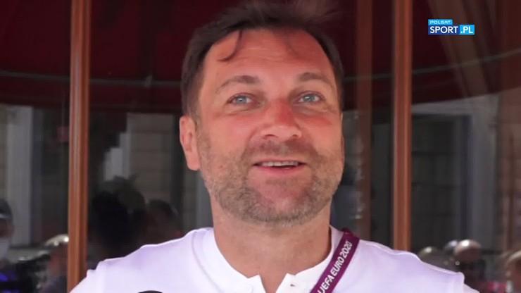 Euro 2020: Duża grupa polskich kibiców na meczu ze Słowacją