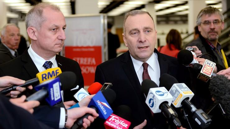 PO zawiadamia prokuraturę ws głosowania i marszałka Sejmu