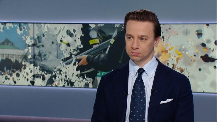 Krzysztof Bosak: Biden ustawił się w roli petenta, zależało mu na spotkaniu z Putinem
