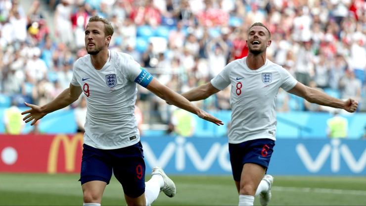 MŚ 2018: Anglia zdemolowała Panamę. Hat-trick Kane'a i historyczny gol kopciuszka!