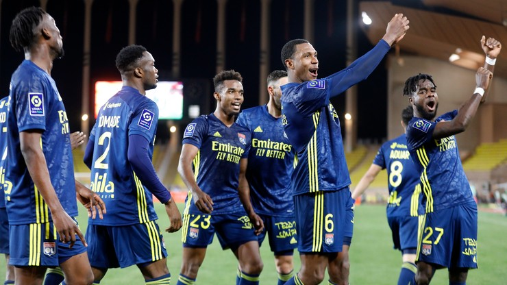 Ligue 1: Pewna wygrana Olympique Lyon