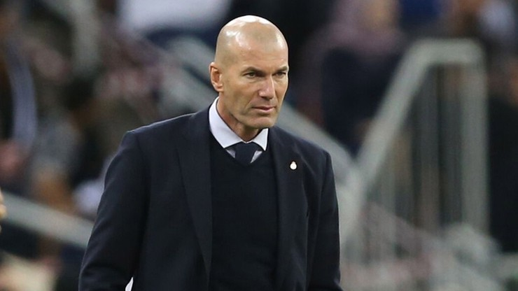 Przyszłość Zidane'a w Realu Madryt wyjaśniona!