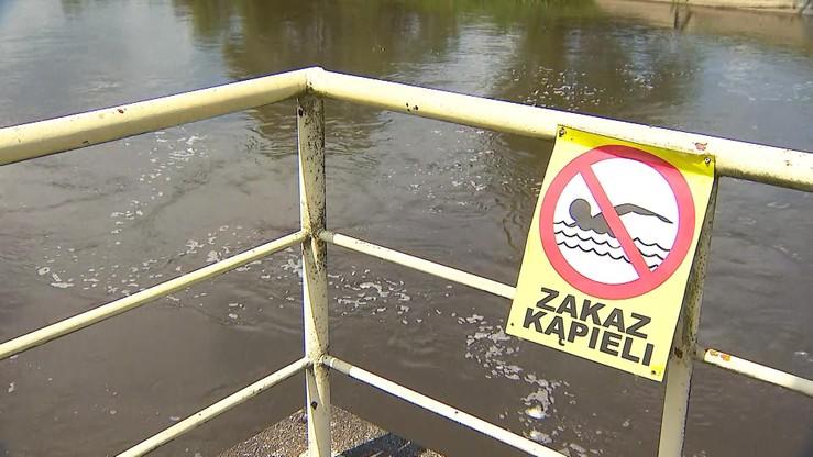 Ciało mężczyzny wyłowione z rzeki koło Serocka. Prokuratura bada sprawę