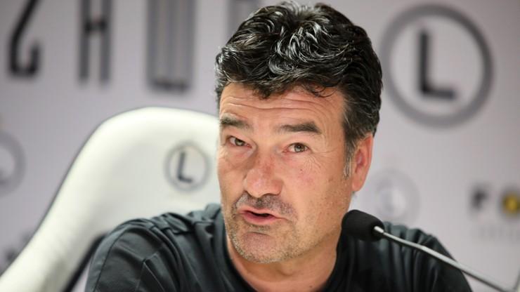 Trener Europa FC: Chcemy wygrać w Warszawie!