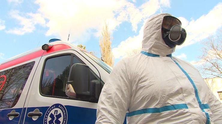 Nowe przypadki koronawirusa w Polsce. Ponad 70 tysięcy zakażeń