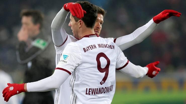 Polacy za granicą: Lewandowski, Lewandowski, Piszczek...