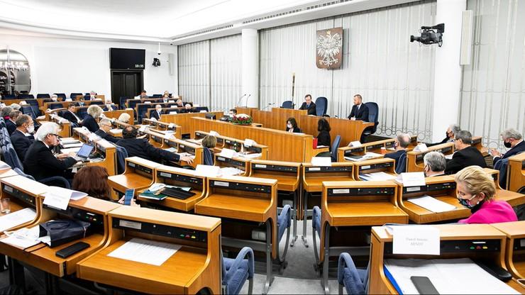Senat za natychmiastowym wprowadzeniem stanu klęski żywiołowej