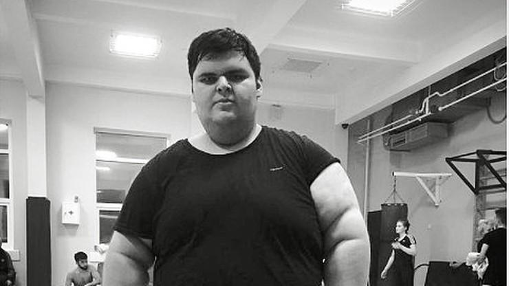 Nie żyje rosyjski zapaśnik sumo. Był znany jako najcięższe dziecko świata