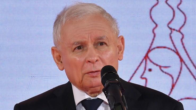 Prezes NIK zawiadamia prokuraturę o popełnieniu przestępstwa przez Jarosława Kaczyńskiego