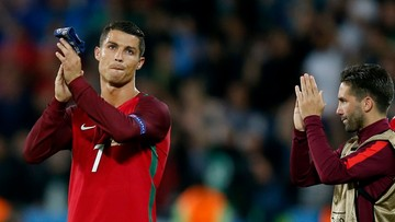 Drużyna Cristiano Ronaldo musi przełknąć remis z Islandią
