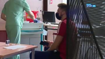 Bartosz Bednorz po zaszczepieniu: Będziemy czuć się bezpieczni