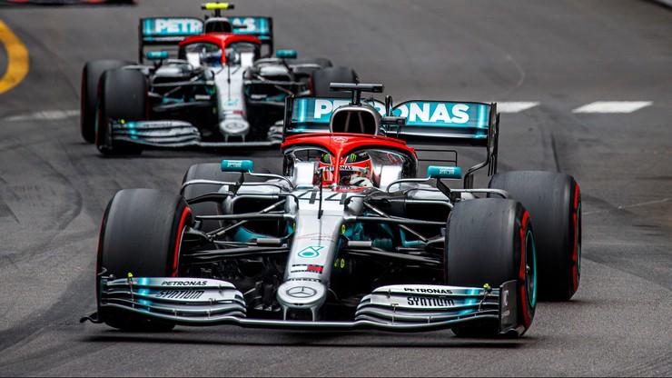 Formuła 1: Zwycięstwo Hamiltona w Monte Carlo. Kubica na 18. miejscu