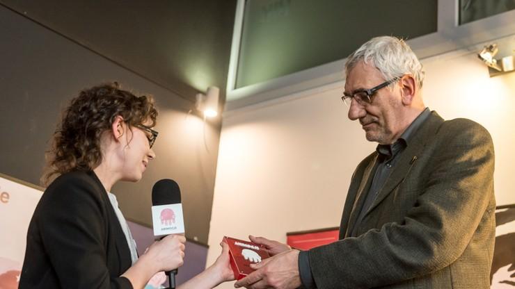 Wiktor Zborowski nagrodzony za dubbing filmowy