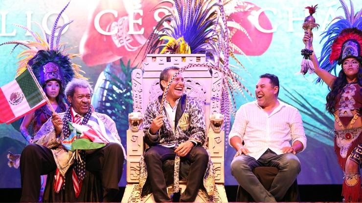 Legendarny Julio Cesar Chavez dla Polsatu Sport: Liczy się tylko miłość kibica, reszta nieważna!