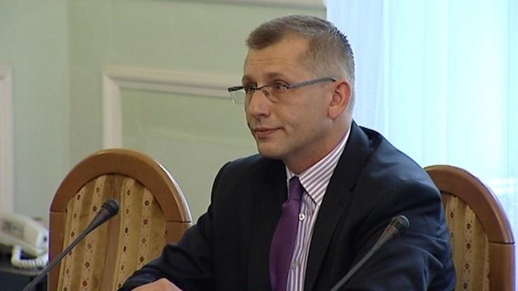 Były minister sprawiedliwości przesłuchany w śledztwie ws. katastrofy smoleńskiej
