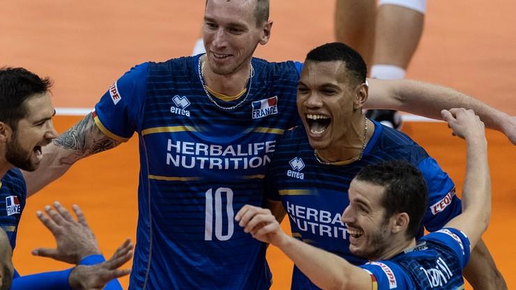 Final Six siatkarzy: USA - Francja. Transmisja w Polsacie Sport