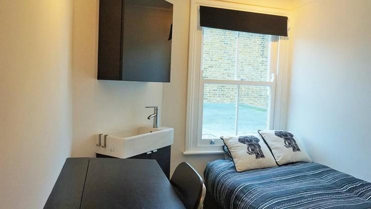 """""""Najtańsze"""" mieszkanie w Londynie sprzedane. Powierzchnia? 7 metrów kw."""