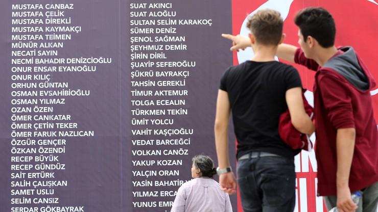 """W Stambule powstanie """"cmentarz zdrajców"""""""