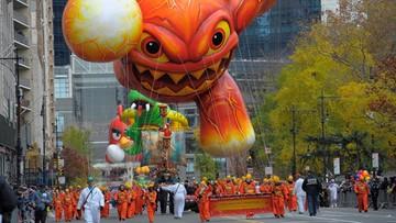Nowojorska parada z okazji Święta Dziękczynienia pod specjalnym nadzorem