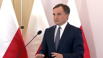 Ziobro złożył propozycję Słowenii ws. konwencji stambulskiej. Jest odpowiedź
