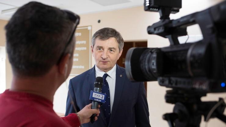 """Kuchciński mówił o Polsce, """"odszczurzaniu"""" i """"odgrzybianiu"""". Teraz wyjaśnia, że nie chciał obrażać"""